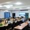 คบ.น้ำก่ำ เข้าร่วมประชุมติดตามและวิเคราะห์แนวโน้มสถานการณ์น้ำ ในรูปแบบประชุมทางไกลผ่านระบบเครือข่าย Video Conference